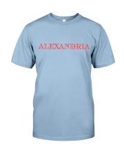 Alexandria - Virginia Premium Fit Mens Tee thumbnail