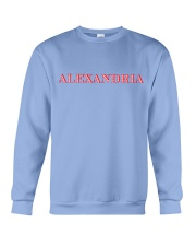 Alexandria - Virginia Crewneck Sweatshirt thumbnail