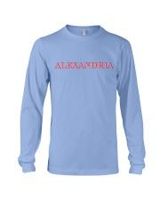 Alexandria - Virginia Long Sleeve Tee thumbnail