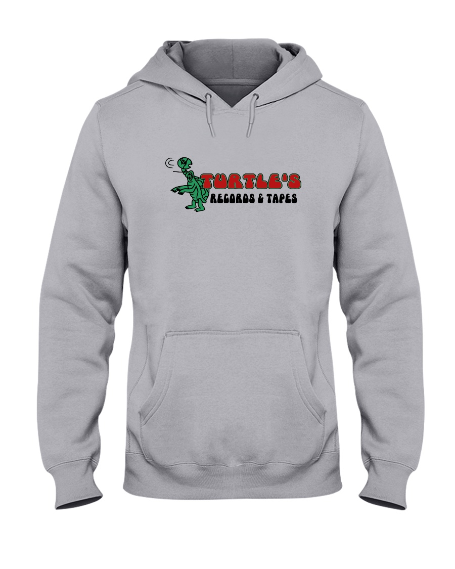 Turtle's Records and Tapes Hooded Sweatshirt