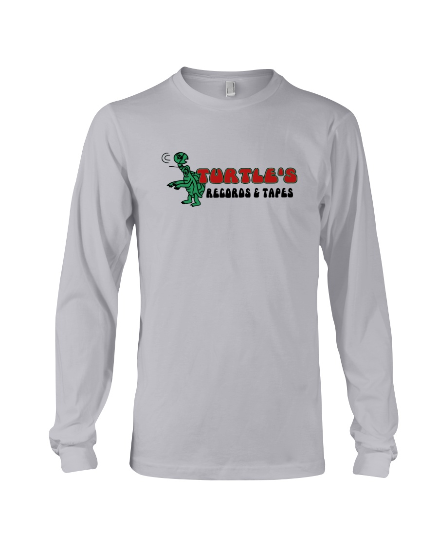 Turtle's Records and Tapes Long Sleeve Tee