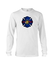 Wisconsin - Thin Red Line Long Sleeve Tee thumbnail