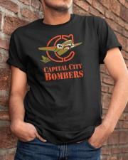 Capital City Bombers Classic T-Shirt apparel-classic-tshirt-lifestyle-26