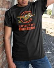 Capital City Bombers Classic T-Shirt apparel-classic-tshirt-lifestyle-27
