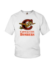 Capital City Bombers Youth T-Shirt thumbnail