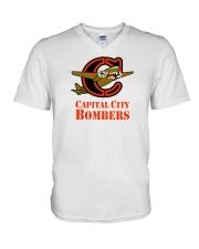 Capital City Bombers V-Neck T-Shirt thumbnail