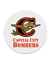 Capital City Bombers Circle Coaster thumbnail