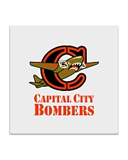 Capital City Bombers Square Coaster thumbnail