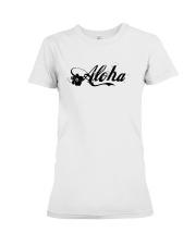 Aloha Premium Fit Ladies Tee thumbnail