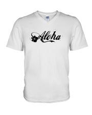 Aloha V-Neck T-Shirt thumbnail
