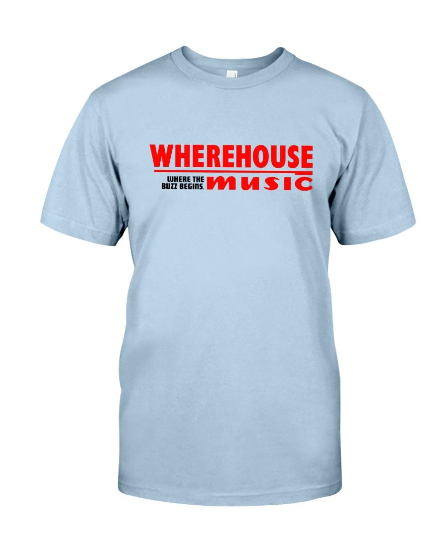 Wherehouse Music Classic T-Shirt