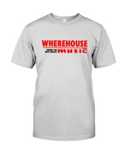 Wherehouse Music Premium Fit Mens Tee tile