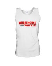 Wherehouse Music Unisex Tank thumbnail