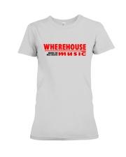 Wherehouse Music Premium Fit Ladies Tee thumbnail