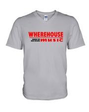 Wherehouse Music V-Neck T-Shirt thumbnail