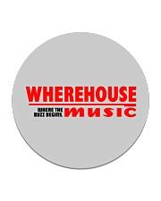 Wherehouse Music Circle Coaster thumbnail