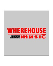 Wherehouse Music Square Coaster tile
