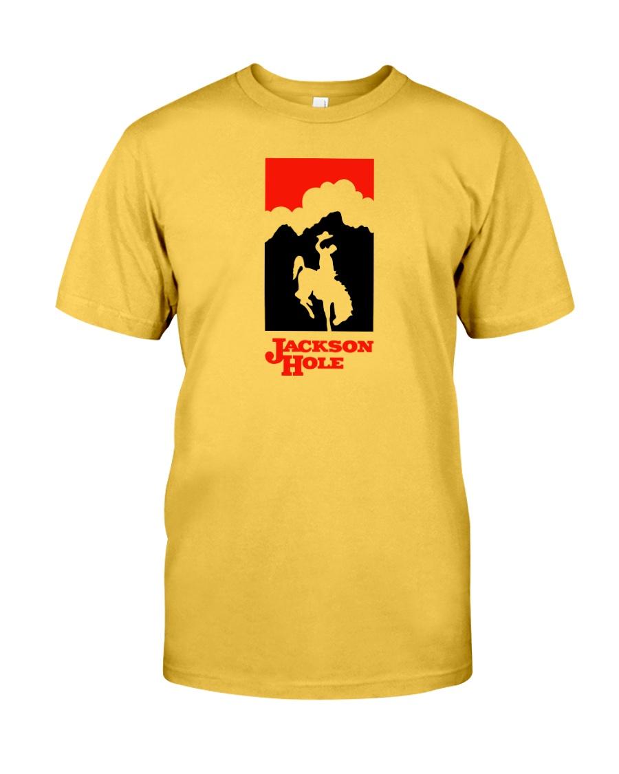 Jackson Hole - Wyoming Classic T-Shirt