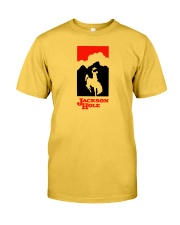 Jackson Hole - Wyoming Classic T-Shirt front