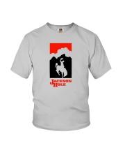 Jackson Hole - Wyoming Youth T-Shirt thumbnail