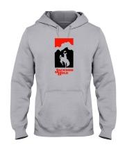 Jackson Hole - Wyoming Hooded Sweatshirt thumbnail