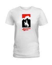 Jackson Hole - Wyoming Ladies T-Shirt thumbnail