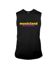 Musicland - We Got What's Hot Sleeveless Tee thumbnail