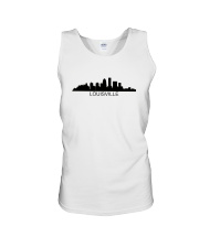 The Louisville Skyline Unisex Tank thumbnail