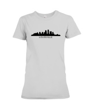 The Louisville Skyline Premium Fit Ladies Tee thumbnail