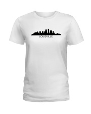 The Louisville Skyline Ladies T-Shirt thumbnail