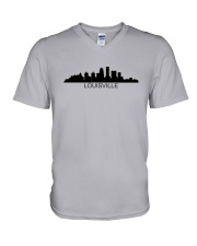 The Louisville Skyline V-Neck T-Shirt thumbnail