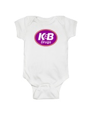 K and B Drugs Onesie thumbnail