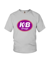 K and B Drugs Youth T-Shirt thumbnail