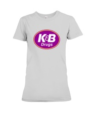 K and B Drugs Premium Fit Ladies Tee thumbnail