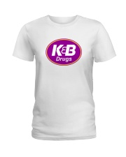 K and B Drugs Ladies T-Shirt thumbnail