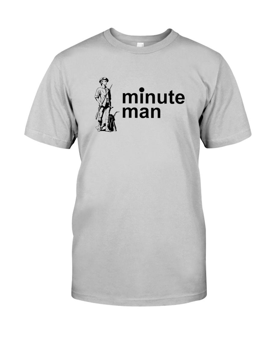 Minute Man Classic T-Shirt