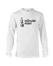 Minute Man Long Sleeve Tee thumbnail