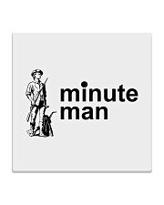 Minute Man Square Coaster thumbnail