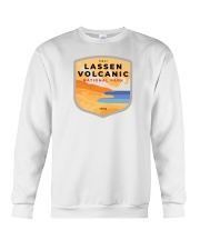 Lassen Volcanic National Park - California Crewneck Sweatshirt thumbnail