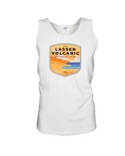 Lassen Volcanic National Park - California Unisex Tank thumbnail