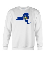 State Flag of New York Crewneck Sweatshirt thumbnail