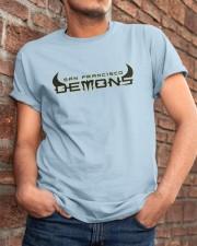 San Francisco Demons Classic T-Shirt apparel-classic-tshirt-lifestyle-26