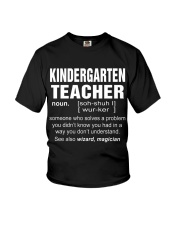 HOODIE KINDERGARTEN TEACHER Youth T-Shirt thumbnail
