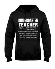 HOODIE KINDERGARTEN TEACHER Hooded Sweatshirt thumbnail