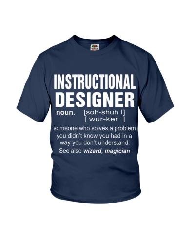 HOODIE INSTRUCTIONAL DESIGNER