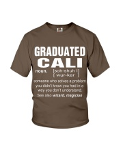 HOODIE GRADUATED CALI Youth T-Shirt front
