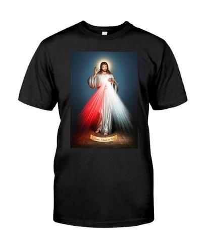 DIVINE MERCY T-SHIRTS