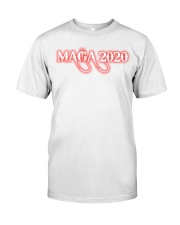 MAGA 2020 Classic T-Shirt front