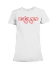MAGA 2020 Premium Fit Ladies Tee thumbnail