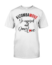 kizombamove Premium Fit Mens Tee thumbnail